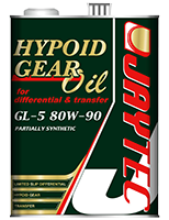 JAYTEC HYPOID GEAR OIL GL-5 80W-90